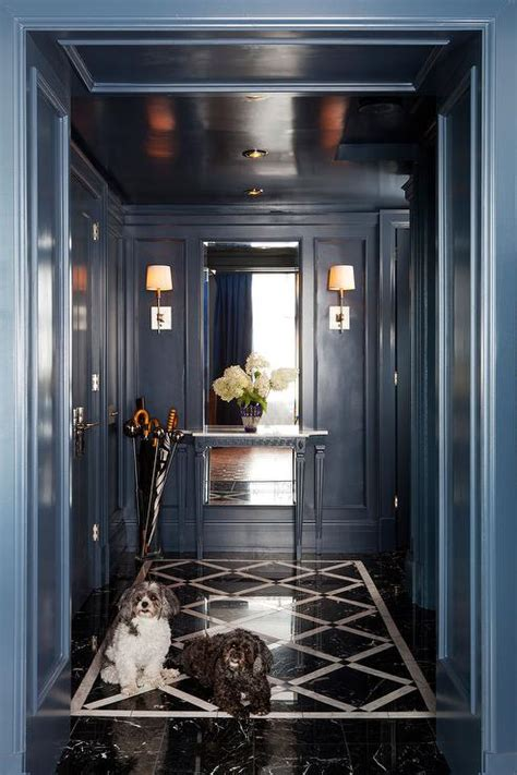 foyer wall designs foyer wood paneling design ideas
