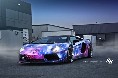 modified lamborghini sr auto dxsc lamborghini aventador galaxy modified