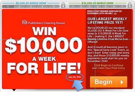 Www Pch Com Sweepstakes Entry - at pch winning begins with a giveaway number pch blog