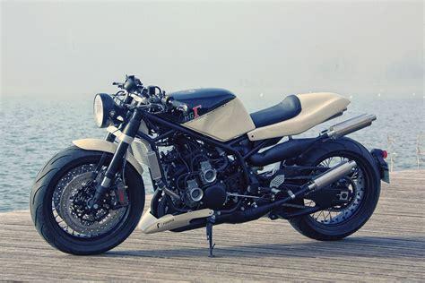 Custom Suzuki Bikes A Neo Classic Custom Suzuki Rg400 From The Workshop