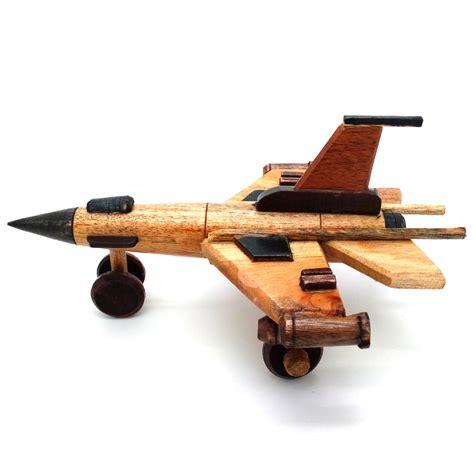 Miniatur Pesawat Kayu Jual Miniatur Pesawat Tempur F16 Kayu 19x15x9 Cm Modemku