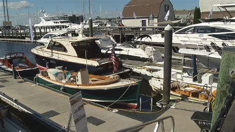newport boat show admission newport boat show sets sail wjar