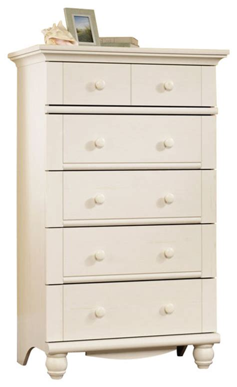 white bedroom dressers chests white bedroom dressers chests sauder harbor view 5 drawer