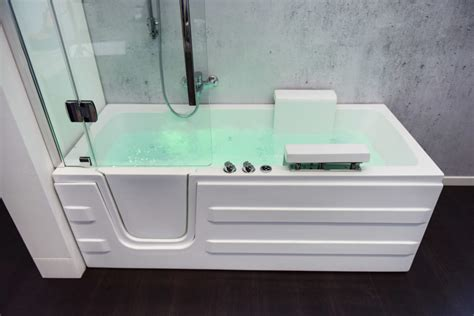 vasca bagno con sportello vasche doccia con sportello toaccess