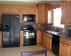 best paint color to go with honey oak cabinets