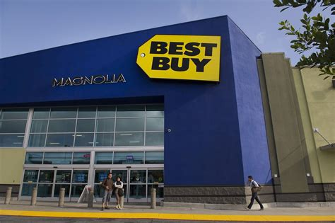 best buy quarterly sales best buy sales continue to fall la times
