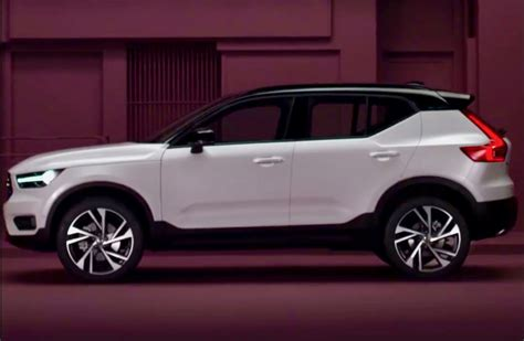 the volvo 2019 volvo xc40 gets an early reveal the torque report