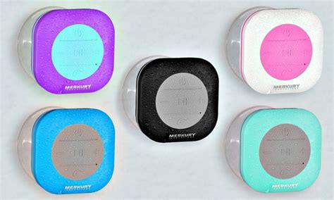 Merkury Innovations Bluetooth Shower Speaker by Merkury Innovations Speaker Groupon Goods