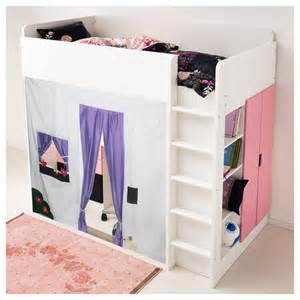 Ikea Bunk Bed Tent Bunk Bed Playhouse Bed Tent Loft Bed By Creativeplayshop