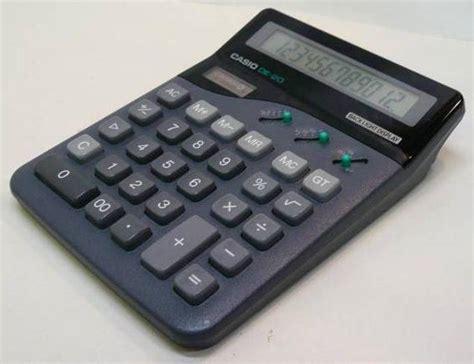Kalkulator Casio Dj 220d Dj 240d casio de 20 ordinateurs de poche calculatrices casio pb fx cfx pockets casio de 20