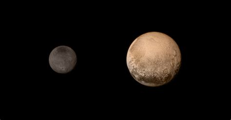 pluto by moonlight new color images astro bob