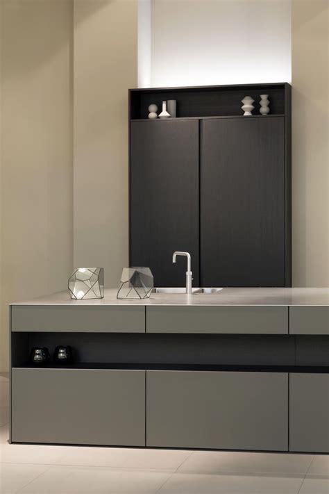 Urban Kitchen Design Siematic Pure Umbra Similack Matt With Black Oak