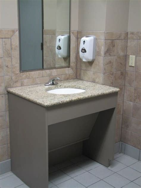 handicap accessible bathroom sinks best 25 commercial bathroom ideas ideas on pinterest
