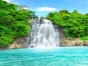 beautiful waterfalls with flowers beautiful interior design bathroom house design and decorating ideas