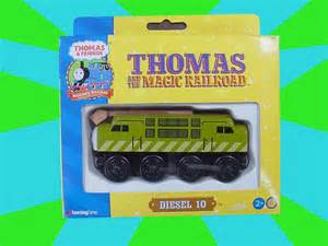 Thomas the tank engine diesel 10 toy diesel 10 aka pinchy a thomas
