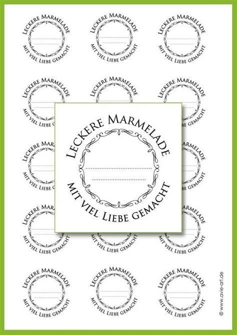 Aufkleber Marmelade Drucken by Sticker Marmelade Etiketten Sticker