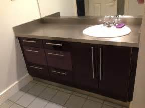 reface bathroom cabinet cabinet refacing modern bathroom denver by ids