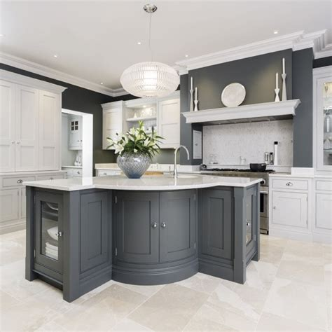 One 12 Kitchens by Go Attractive With Your Grey Kitchens Designinyou Decor
