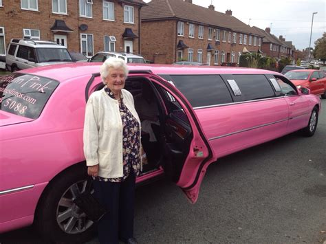 Pink Limo by Pink Limo Hire Birmingham West Midlands