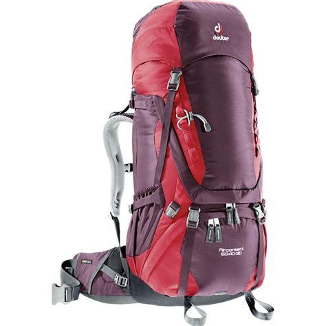 Deuter Aircontact 60 10 Sl deuter aircontact 60 10 sl backpack s 3660cu
