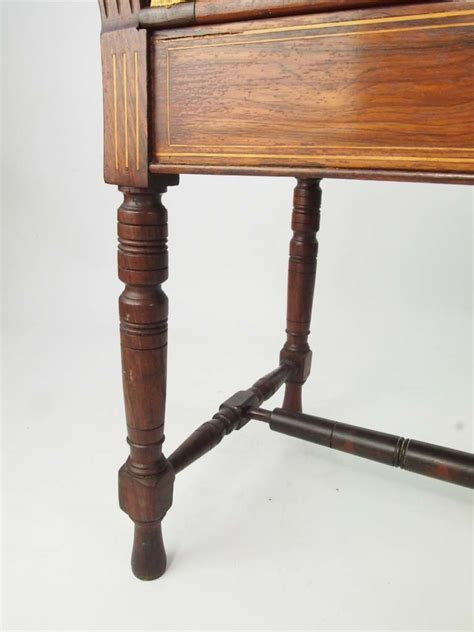 Antique Rosewood Piano Stool by Antique Rosewood Duet Piano Stool