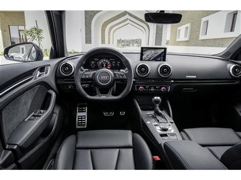 2018 a3 interior 2018 audi a3 interior u s news world report