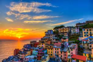 colorful cities cinque terre the colorful city in northern italy traveldigg com