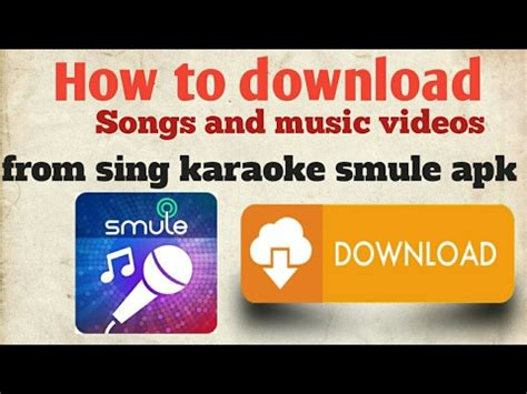 sing karaoke apk how to song and from sing karaoke apk