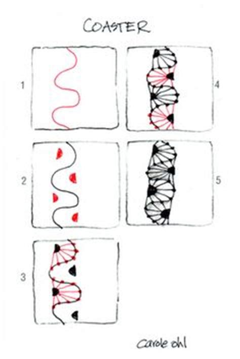 how to draw a tangle doodle part 2 1000 images about doodle borders on tangle