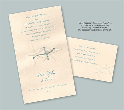 Wedding Invitations Recycled Paper by Duet Recycled Paper Wedding Invitation
