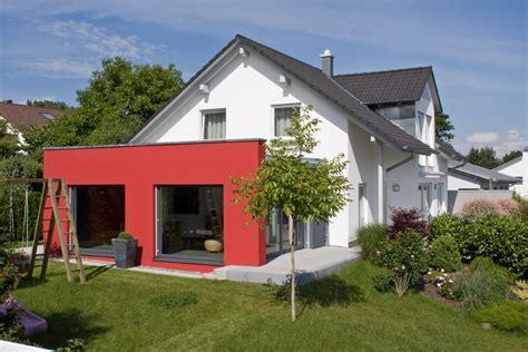 hausanbau - Anbau Einfamilienhaus Beispiele