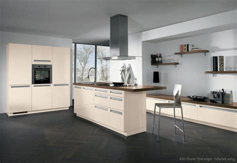 Kitchen Island Design With Seating by Pictures Of Kitchens Modern Cream Amp Antique White Kitchens