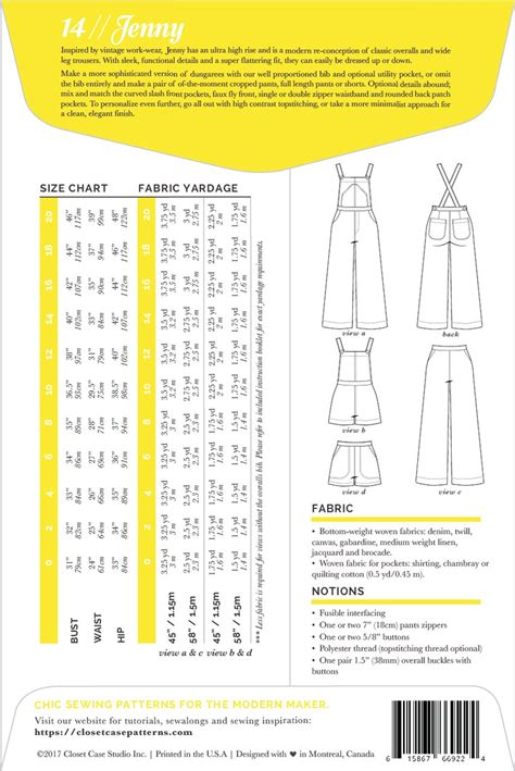 functional pattern en français jenny overalls pattern dungarees pattern trousers