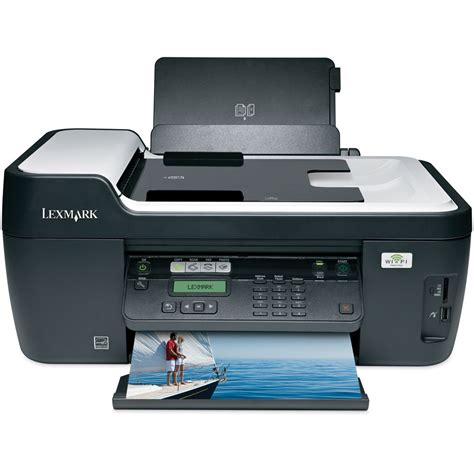 Printer All In One lexmark s405 interpret wireless all in one printer 90t4005 b h