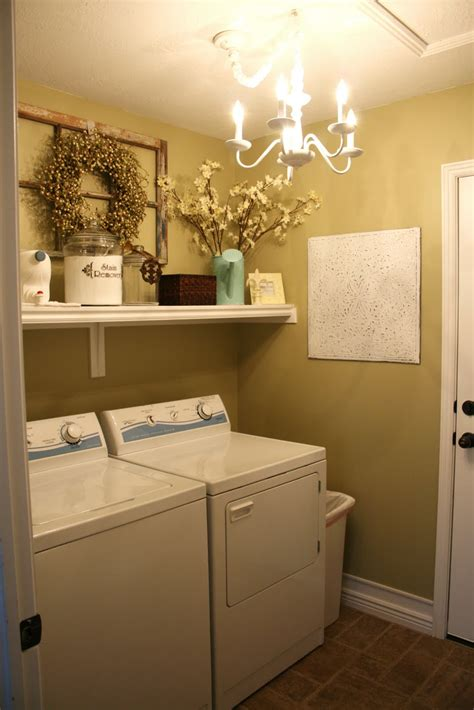 laundry room redo classy clutter