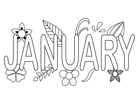 january coloring pages january coloring pages for free coloring pages
