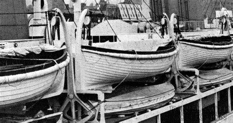 titanic boat launch facts from the depths rms titanic worldation