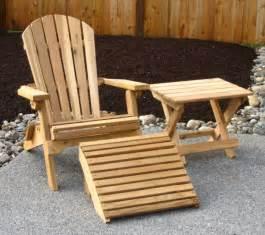 Cedar Patio Furniture Sets Wooden Patio Furniture Home Outdoor