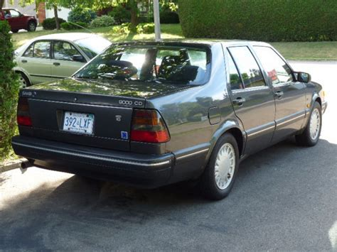 beautiful classic 1990 saab 9000 turbo