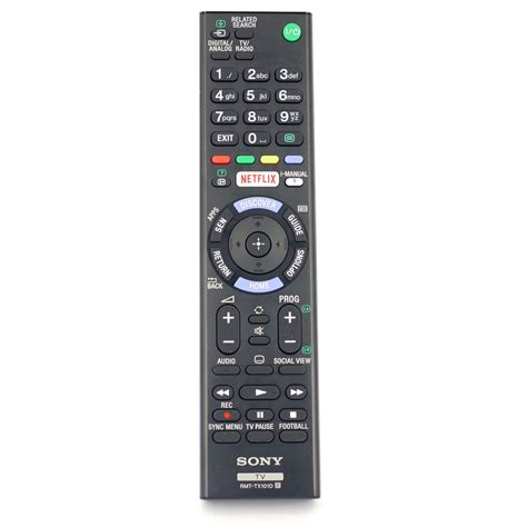Remote Tv Sony Rmt Tx110p new sony rmt tx101d tv remote for kdl 32r405c