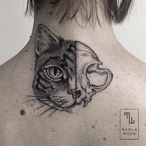 tattoo fixers cat face 22 cat tattoos for crazy cat people 17 is a beauty