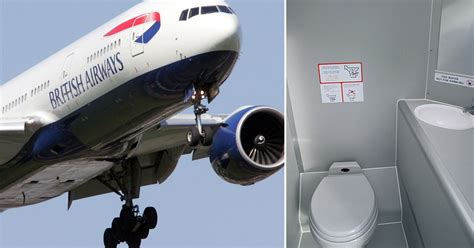 where does airplane bathroom waste go british airways flight diverted after smelly poo left in