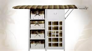 meuble table 224 repasser et rangement