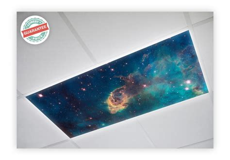 Ceiling Light Covers Astronomy Fluorescent Ceiling Light Covers Octo Lights