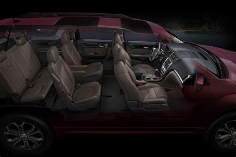 general motors headquarters interior 2016 gmc acadia acadia denali review carrrs auto portal