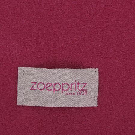 zoeppritz soft fleece decke 160x200 zoeppritz soft fleece blanket berry at amara