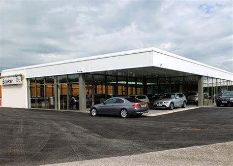 bowker bmw set  expansion  include motorbike showroom