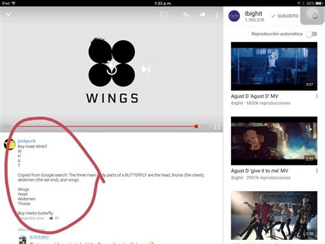 Bts Theory | bts wings theory 3 boy meets what k pop amino