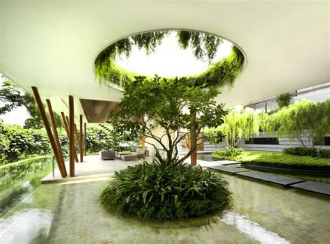 inside garden minimalist garden and landscape design ideas founterior
