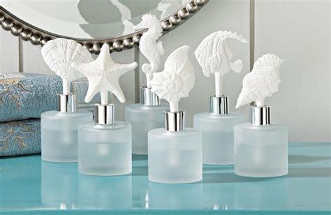 seaside porcelain diffusers tropical home fragrances